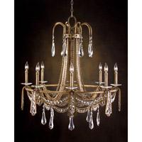 John Richard Farmington 8 Light Chandelier in Hand-Painted AJC-8675