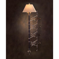 John Richard Belmont 1 Light Wall Sconce in Hand-Painted AJC-8708