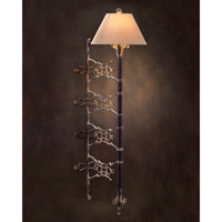 John Richard Belmont 1 Light Wall Sconce in Hand-Painted AJC-8709