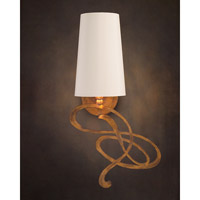 John Richard Sausalito 1 Light Wall Sconce in Hand-Painted AJC-8716 photo thumbnail