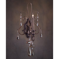 John Richard St Meinrad 1 Light Wall Sconce in Other AJC-8721