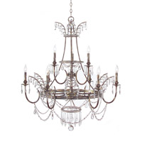 Alexander John 9 Light 40 inch Chandelier