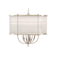 John Richard Signature Chandelier in Nickel Plated AJC-8764