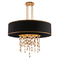 Black Tie 11 Light Gold Chandelier Ceiling Light