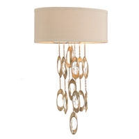 Counterpoint 2 Light 12 inch Gold and Cool White Wall Sconce Wall Light