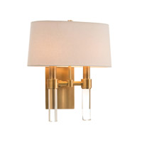 John Richard Spear Wall Sconce in Brass AJC-8831