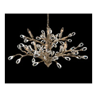 John Richard AJC-8850 Budding 1 Light 39 inch Antique Silver Chandelier Ceiling Light
