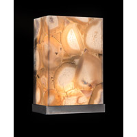 Illuminated Agate 1 Light 7 inch Agate Wall Sconce Wall Light