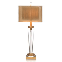 John Richard Alexander John 1 Light Buffet Lamp in Metalic Gold AJL-0251