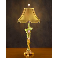 John Richard Portable 1 Light Table Lamp in Layered Green AJL-0264