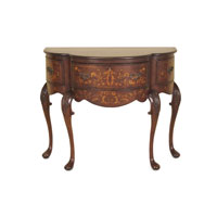 John Richard Furniture 39 X 19 inch Marquetry Console Table Home Decor