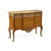 John Richard John Richard Furniture Cabinet in Marquetry EUR-01-0072