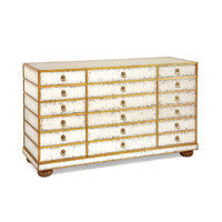 John Richard EUR-01-0074 John Richard Furniture Eglomise Chest