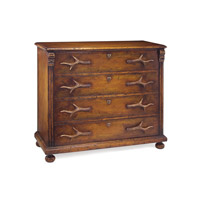 John Richard John Richard Furniture Chest in Medium Wood EUR-01-0104