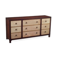 John Richard John Richard Furniture Chest in Dark Wood EUR-01-0174