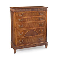 John Richard John Richard Furniture Chest in Medium Wood EUR-01-0181