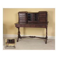 John Richard John Richard Furniture Desk in Dark Wood EUR-02-0007