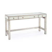 John Richard Furniture 54 inch Eglomise Desk Home Decor