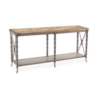 John Richard John Richard Furniture Console Table in Hand Painted EUR-02-0150