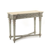 John Richard John Richard Furniture Console Table in Hand Painted EUR-02-0151