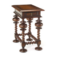 John Richard Furniture Table in Medium Wood  EUR-03-0004