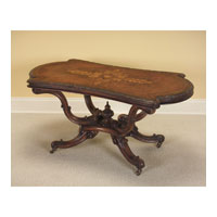 John Richard John Richard Furniture Cocktail Table in Marquetry EUR-03-0047