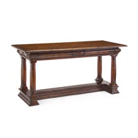 John Richard Tuscan Center Table in Medium Wood EUR-03-0092