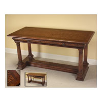 John Richard John Richard Furniture Center Table in Medium Wood EUR-03-0093