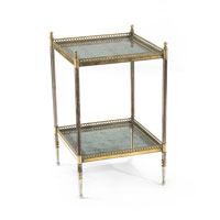 John Richard John Richard Furniture Side Table in Eglomise EUR-03-0133