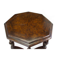 John Richard John Richard Furniture Cocktail Table in Dark Wood EUR-03-0176