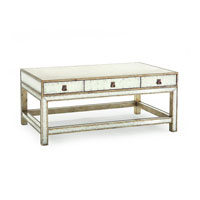 John Richard John Richard Furniture Cocktail Table in Eglomise EUR-03-0221