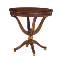 John Richard John Richard Furniture Center Table in Medium Wood EUR-03-0247