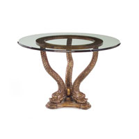John Richard John Richard Furniture Center Table in Hand-Painted EUR-03-0260
