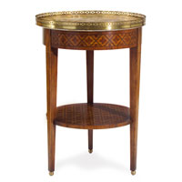 John Richard Furniture Table in Marquetry  EUR-03-0262