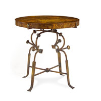 John Richard John Richard Furniture Occasional Table in Medium Wood EUR-03-0269