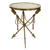 John Richard Furniture Table in Eglomise  EUR-03-0278