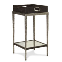 John Richard Crocodile and Mirror Side Table in Eglomise EUR-03-0284