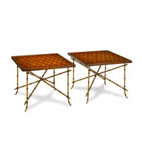 John Richard John Richard Furniture Cocktail Table in Marquetry EUR-03-0293
