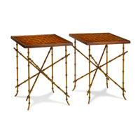 John Richard Furniture Table in Marquetry  EUR-03-0295