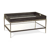 John Richard John Richard Furniture Cocktail Table in Eglomise EUR-03-0301
