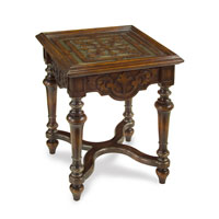 John Richard Furniture Table in Dark Wood  EUR-03-0309
