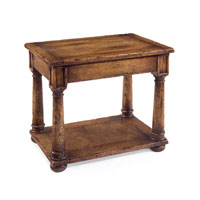 John Richard John Richard Furniture Side Table in Light Wood EUR-03-0343