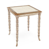 John Richard John Richard Furniture Side Table in Hand Leafed EUR-03-0371