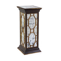Pedestal Eglomise Accent Furniture