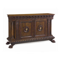 John Richard Furniture Cabinet in Dark Wood  EUR-04-0041