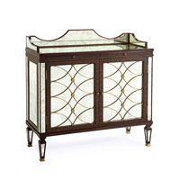John Richard EUR-04-0048 John Richard Furniture Eglomise Cabinet photo thumbnail