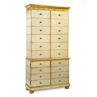 John Richard John Richard Furniture Cabinet in Hand-Painted EUR-04-0050