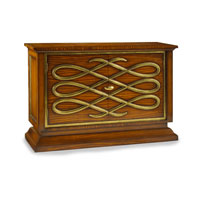 John Richard John Richard Furniture Cabinet in Medium Wood EUR-04-0080