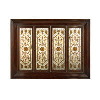John Richard John Richard Furniture Cabinet in Dark Wood EUR-04-0100