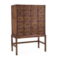 John Richard John Richard Furniture Cabinet in Light Wood EUR-04-0144